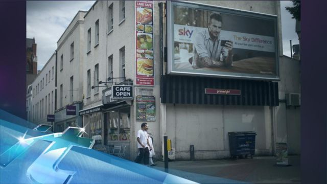 News video: Bruce Willis Commercial for BSkyB Banned in U.K.
